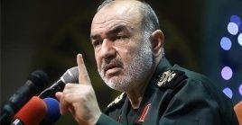 """Salami: """"Los dedos están en el gatillo y los misiles están listos""""."""