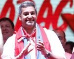 Mario Abdo Benitez of the Colorado Party will be Paraguay's new president.