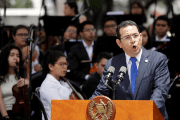 First up is Guatemala, where President Jimmy Morales will assign an attorney general in May.