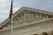 A view of the U.S. Supreme Court building is seen in Washington, DC, U.S., October 13, 2015.