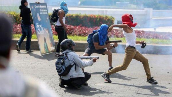 Desde el Pentágono se impulsa un golpe blando contra Nicaragua para promover una salida violenta del presidente Daniel Ortega.