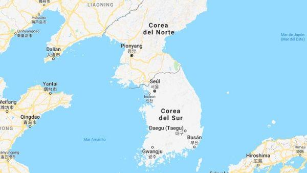Guerra De Corea Mapa.Conflicto Entre Las Dos Coreas Noticias Telesur