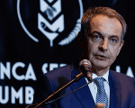 Zapatero spoke at the III Zero Hunger Summit in Cuenca, Ecuador.