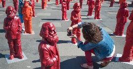 Marx es recordado en muchos países por su apego a la clase obrera.