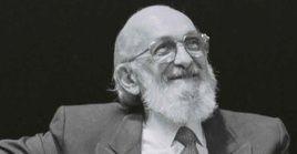 Freire fue uno de los principales teóricos de la educación durante el siglo XX.
