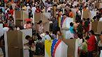 El ambiente electoral en Colombia está marcado por el proceso de paz con la FARC.
