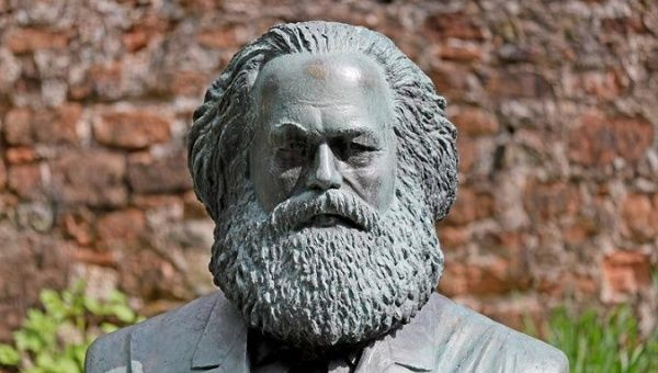Karl Marx remains one of the most influential western philosophers of modern times.