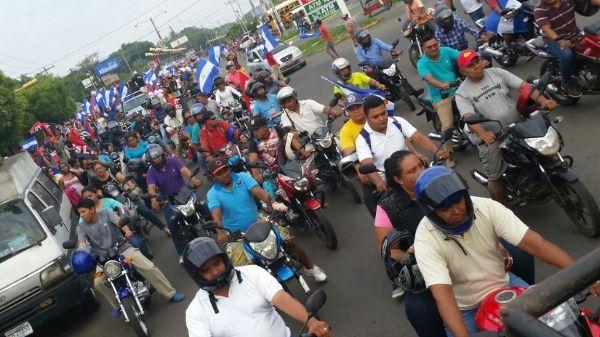 Los hechos vandálicos no se han detenido en Nicaragua y son perpetrados por grupos que buscan desestabilizar al Gobierno de Daniel Ortega.