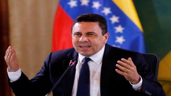 El funcionario exigió al Gobierno de EE.UU. que respetara a los pueblos de Latinoamérica.