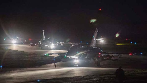 Francia No Descarta Realizar Otro Ataque Militar Contra Siria