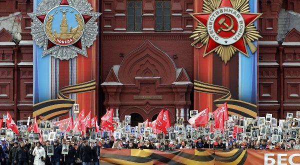 ¿Por qué Rusia celebra el Día de la Victoria?