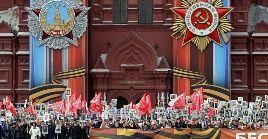 El Día de la Victoria es motivo de orgullo nacional para los ciudadanos rusos.