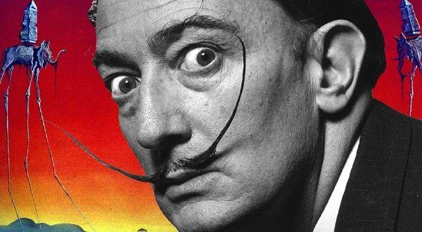 Conoce 4 curiosidades sobre Salvador Dalí