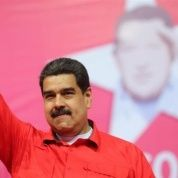 Venezuelan President Nicolas Maduro rose to the fore after spending his formative years in a working-class neighborhood.