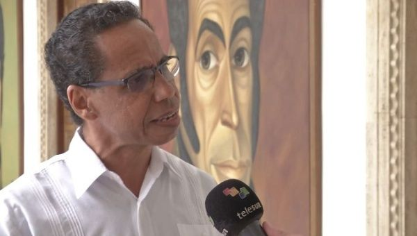 Ralph Goncalves says Venezuela