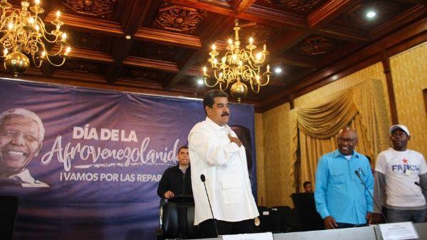 """En la sede de la Cancillería venezolana se celebró el encuentro internacional """"Reparaciones de la Resistencia a la Acción""""."""