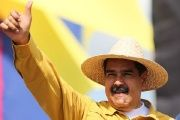 Incumbent Venezuelan President Nicolas Maduro is currently leading polls ahead of the May 20 elections.
