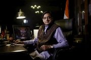 Shashi Tharoor, a member of Parliament from India's main opposition Congress party