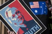 Supporters fear Assange could be extradited to the U.S. and sentenced to death for espionage.