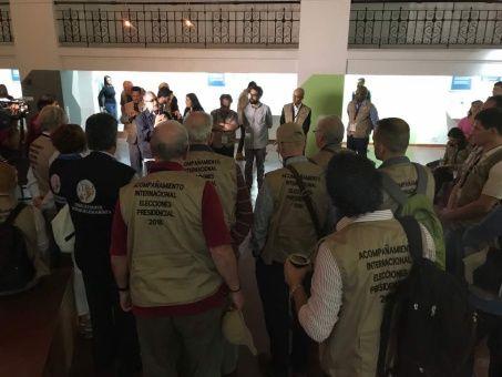 Más de 20 millones de venezolanos están convocados a elegir este domingo al presidente de Venezuela.