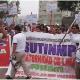 Los trabajadores de la salud en Perú tienen un pliego de peticiones, entre ellos, aumento del salario.