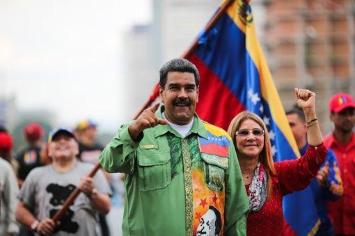"""""""La fórmula es una sola, el diálogo, el poder popular y la participación ciudadana para llevar respuesta a la región"""", apuntó el presidente venezolano."""