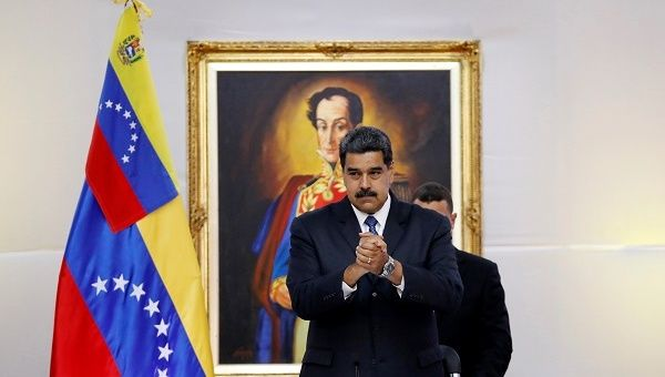 In a televised statement on Friday, Venezuelan President Nicolas Maduro vowed to respect the electionresults, no matter the outcome.