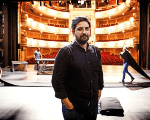 The artistic director of Portugal's national theater was planning to perform in Israel beginning June with his theatrical performance entitled 'By Heart.'