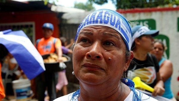 Sobre todo, la gente en Nicaragua quiere poder vivir, trabajar y estudiar en paz, escribe Tortilla Con Sal.