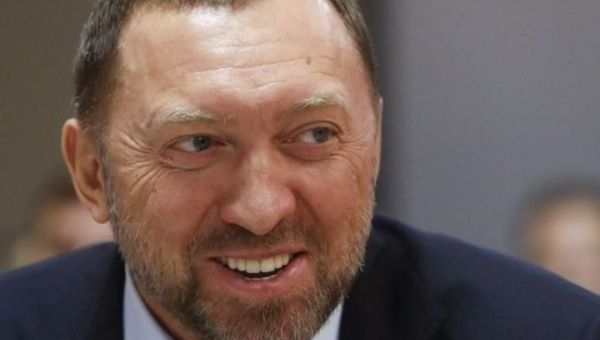 Oleg Deripaska owns Russian aluminum giant Rusal, which has close ties with several Caribbean economies.