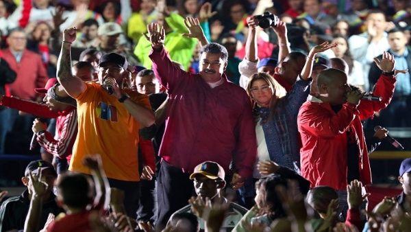 Con la victoria del domingo, el chavismo mostró fortaleza, logró mantener el poder político. Ganó aire y tiempo.