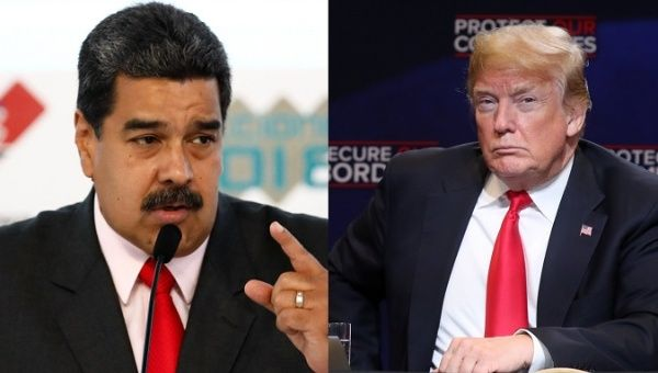 The U.S. has refused to recognize the Venezuelan elections.