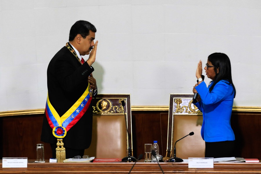 Reconoce Asamblea Constituyente resultados electorales en Venezuela