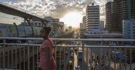 En 2050 África tendrámás de la tercera parte de la población mundial.