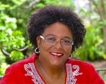 Mottley, 52, becomes Barbados' eight Prime Minister and the fifth female head of government in the English speaking the Caribbean.