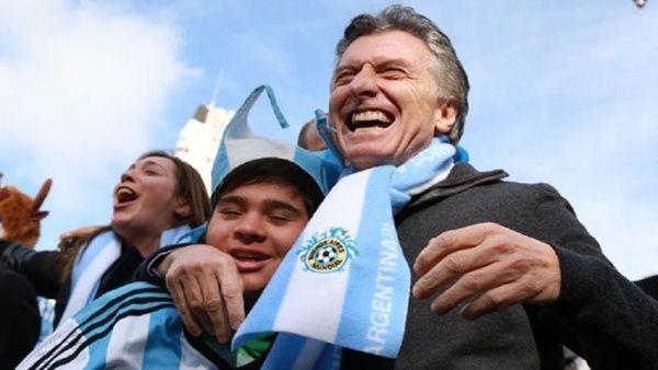 Macri ordena a sus funcionarios no viajar al Mundial de Rusia