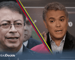 Colombian presidential candidates Gustavo Petro and Ivan Duque will move on to second round polls scheduled for June 17. May 27, 2018