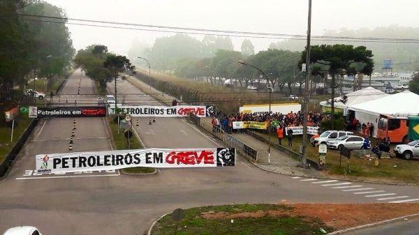 La mayoría de los brasileños considera que el reclamo de los camioneros es justo.