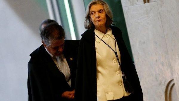 Carmen Lucia is the president of Brazil