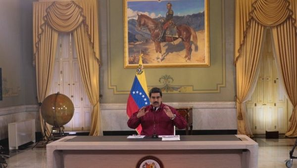 """Today, a group of leaders and activists who committed crimes of political action between 2014 and 2018 have been released at my request,"" Maduro said."