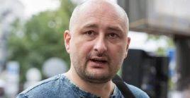 Ucrania desmintióel asesinato del periodista ruso, Arkadi Bábchenkoun,24 horas después de haber anunciado su muerte.