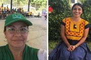 Mexican candidates Juana Irais Maldonado (L) and Pamela Teran (R) were found murdered on June 2, 2018.