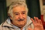 Jose Mujica presided over Uruguay between 2010 and 2015.