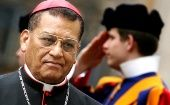 Cardinal Miguel Obando y Bravo of Nicaragua, who died June 3 at the age of 92.