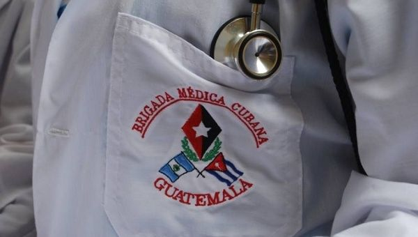 The Cuban Medical Brigade first arrived in Guatemala in 1998 to help the Central American country during Hurricane Mitch.