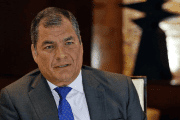 Correa denied Saturday having sent to Colombia the former head of intelligence services Rommy Vallejo in order to carry out the kidnapping.