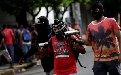 Nicaragua has been going through 50 days of political violence