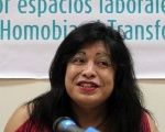 Sacayán was president of the International Association of Lesbians, Gays and Bisexuals (ILGA), as well as a member of the Anti-Discrimination Liberation Movement (MAL).