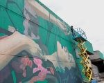 Mexico: Artists Cover World's Largest Market In Murals