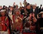 Bolivia Welcomes Winter Solstice With Traditional Ceremony